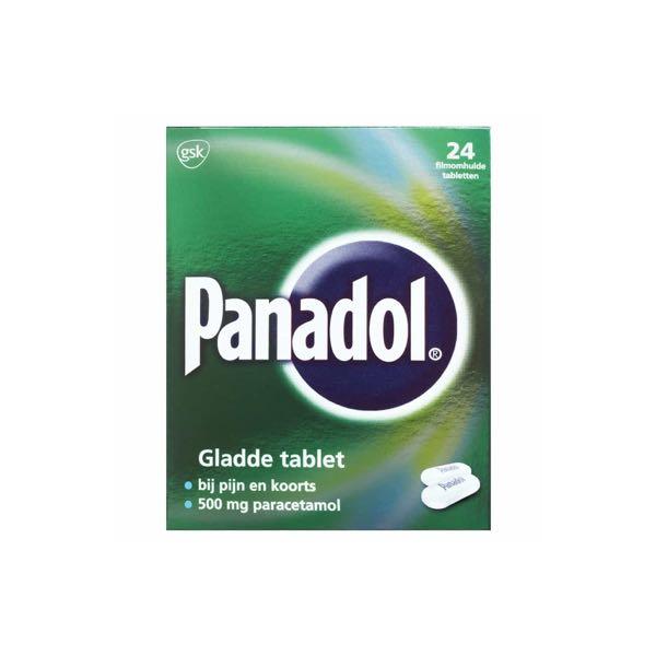 Panadol Gladde Tabletten
