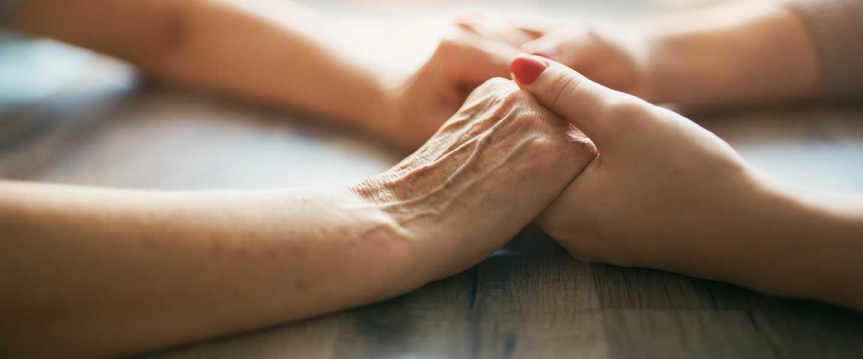 Help een handaandoening