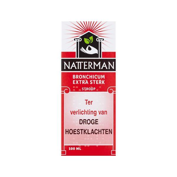Natterman Bronchium Extra Sterk