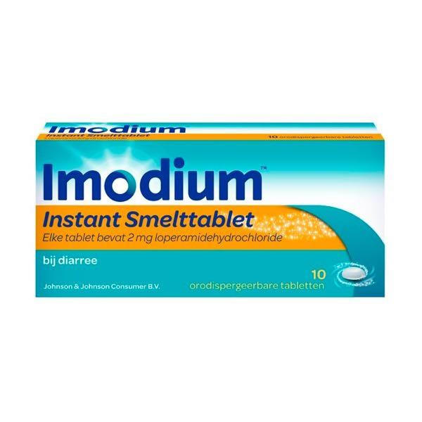 Imodium Diarree Smelttablet