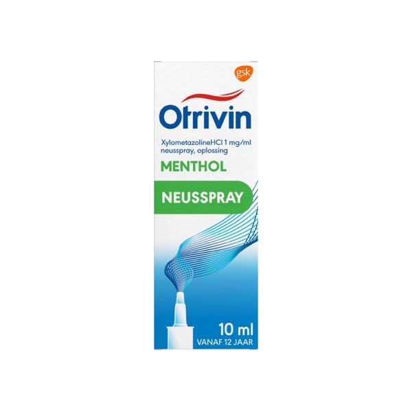 Otrivin Menthol Neusspray