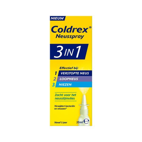 Coldrex  3-in-1 neusspray